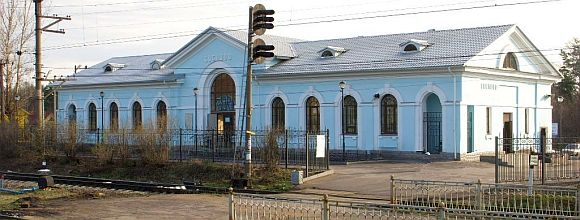 Летнее расписание электричек от Сосново до Петербурга Финляндский 2011
