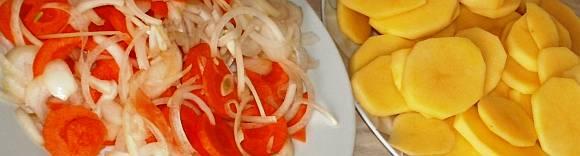 грибные рецепты мясо с грибами запеченое в горшочке