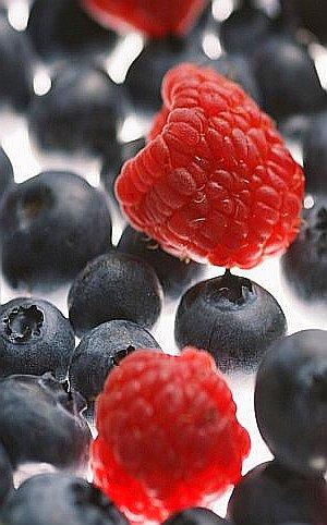 Сосновские ягоды черника, брусника, малина, земляника, клюква, морошка, голубика, костяника, смородина